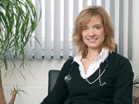 Sabine Donicht - Fachärztin für Innere Medizin, Ernährungsmedizin und hausärztliche Versorgung