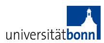 Logo der Rheinischen-Friedrich-Wilhelms-Universität Bonn